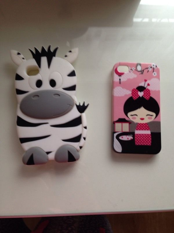 iPhone 4 cases-Brand New