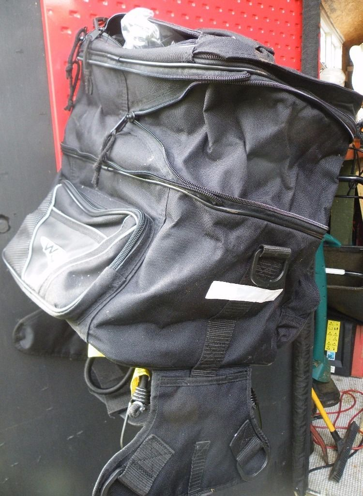 Motorcycle Tank luggage