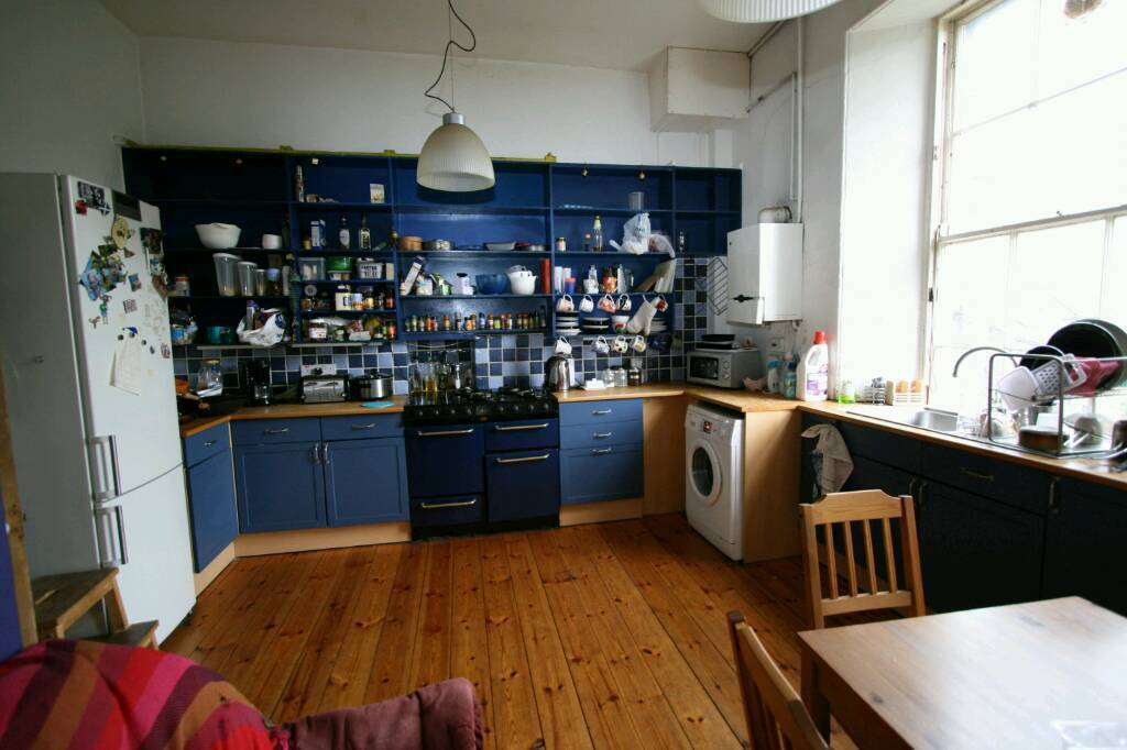 Large room Meadows flat for 1 student to June'17 and beyond.