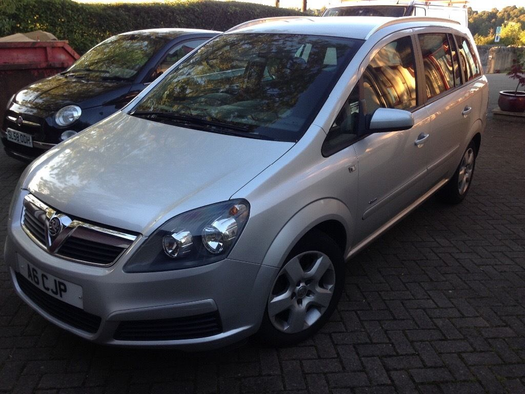 Vauxhall Zafira Breeze