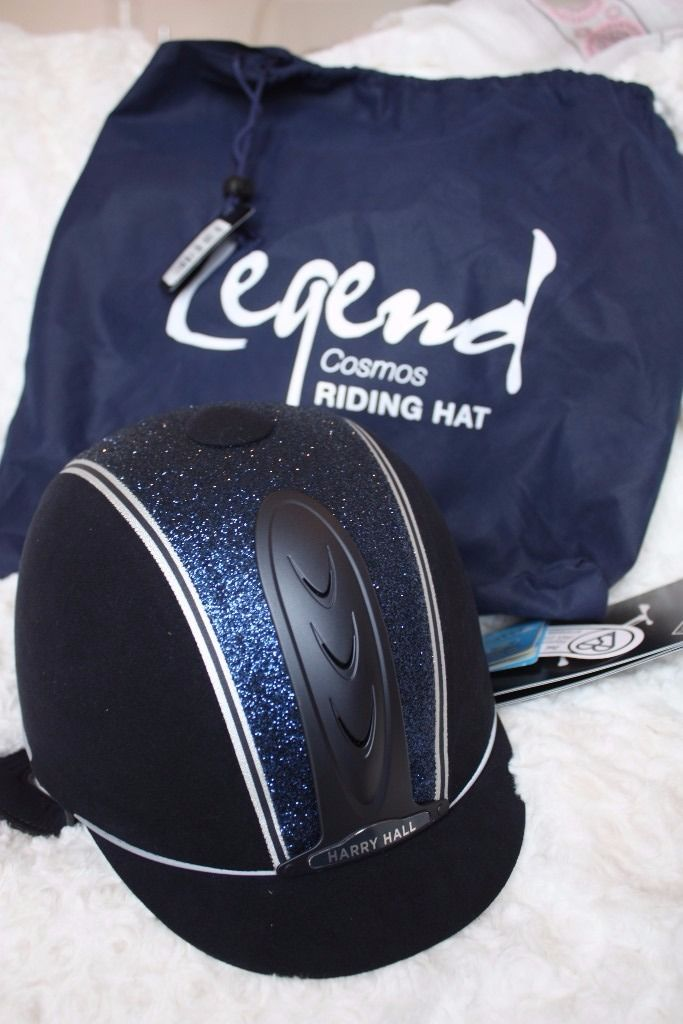 Fantastic Harry Hall Legend PAS015 Riding hat (Brand new and unworn)