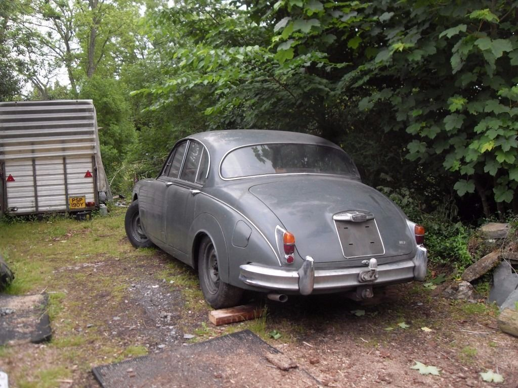 WANTED MK2 JAGUARS AND S TYPES ANY CONDITION