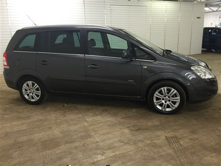 Vauxhall ZAFIRA DESIGN-Finance Available to People on Benefits and Poor Credit Histories-