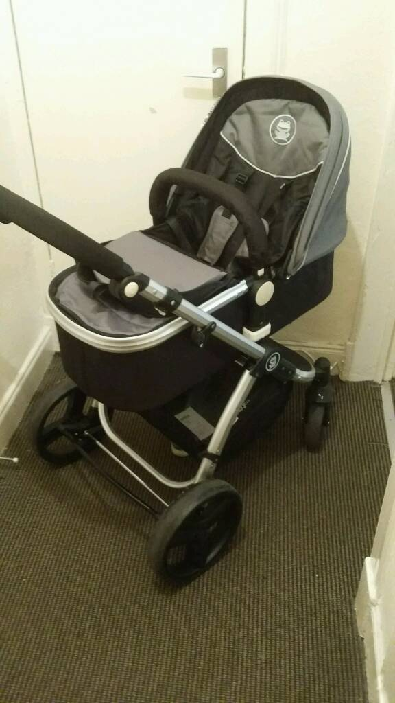 Magica froggy pram 2 in 1 travel
