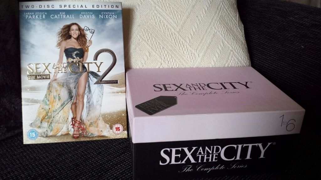 Sex and the City - Complete Box Sets 1 & 2