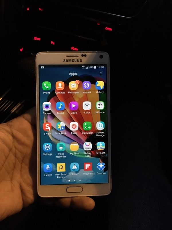 Samsung note 4 unlocked can deliver