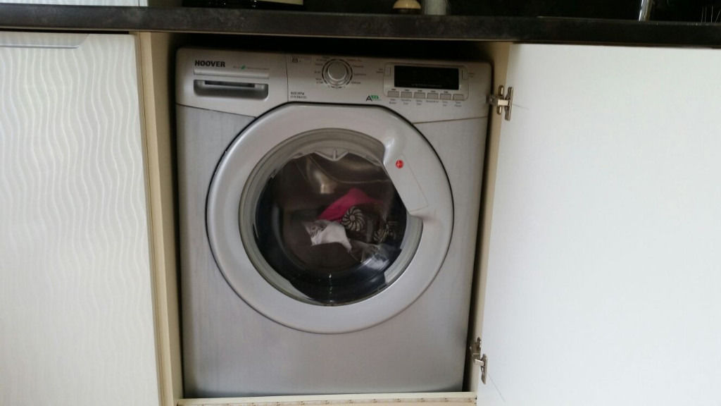 Hoover 1600 Spin Washing Machine Full working Order