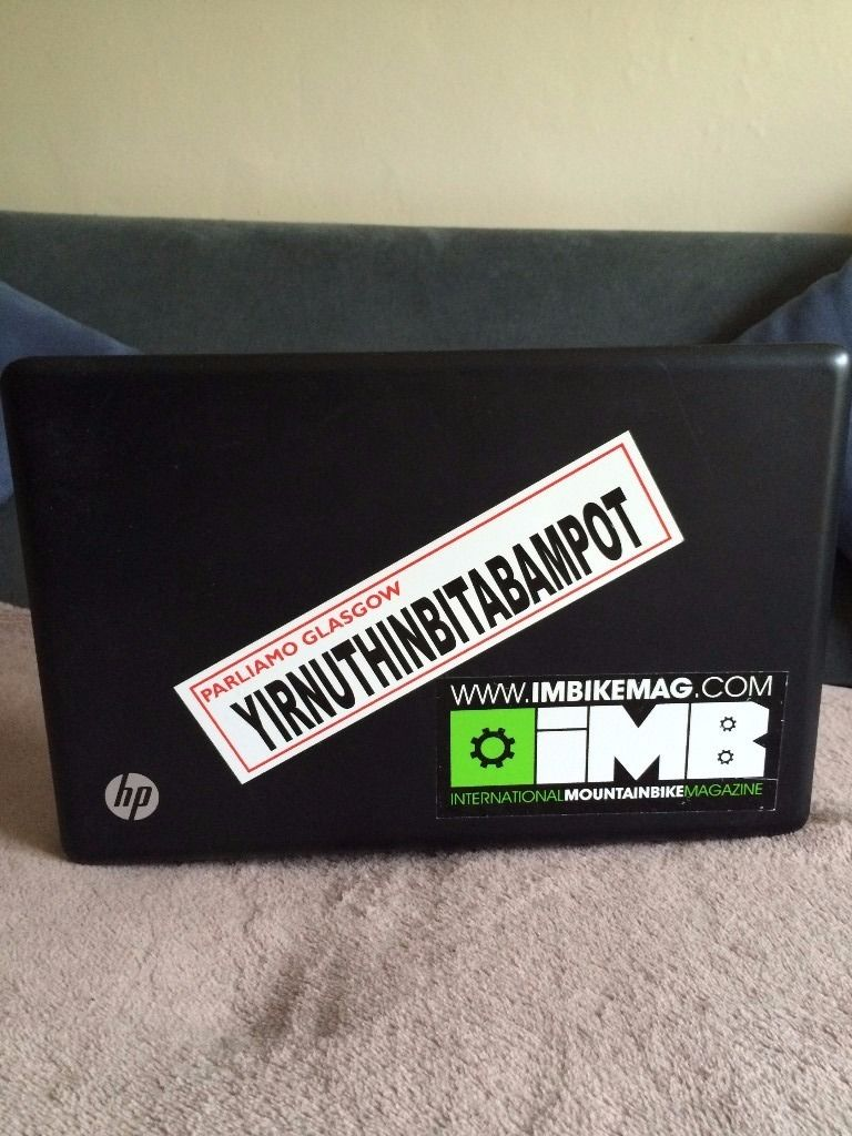 HP G56 Notebook PC - With Laptop Case!