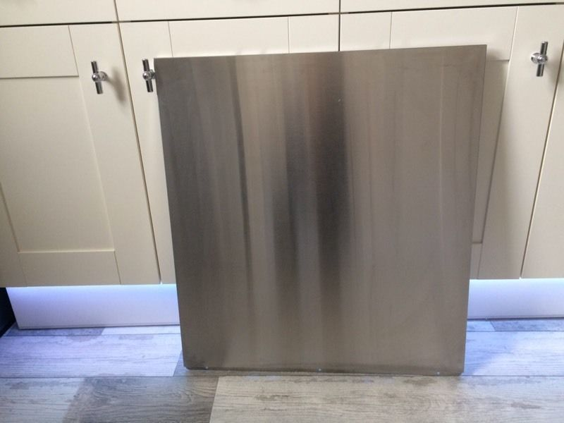 Cooker Splash-back
