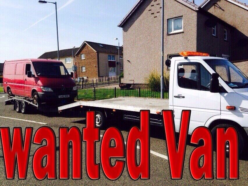 WANTED! FIAT DUCATO VAN WANTED
