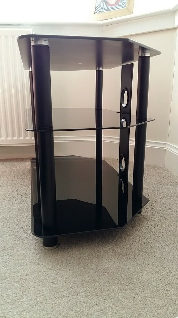 Black T.V. Stand from John Lewis