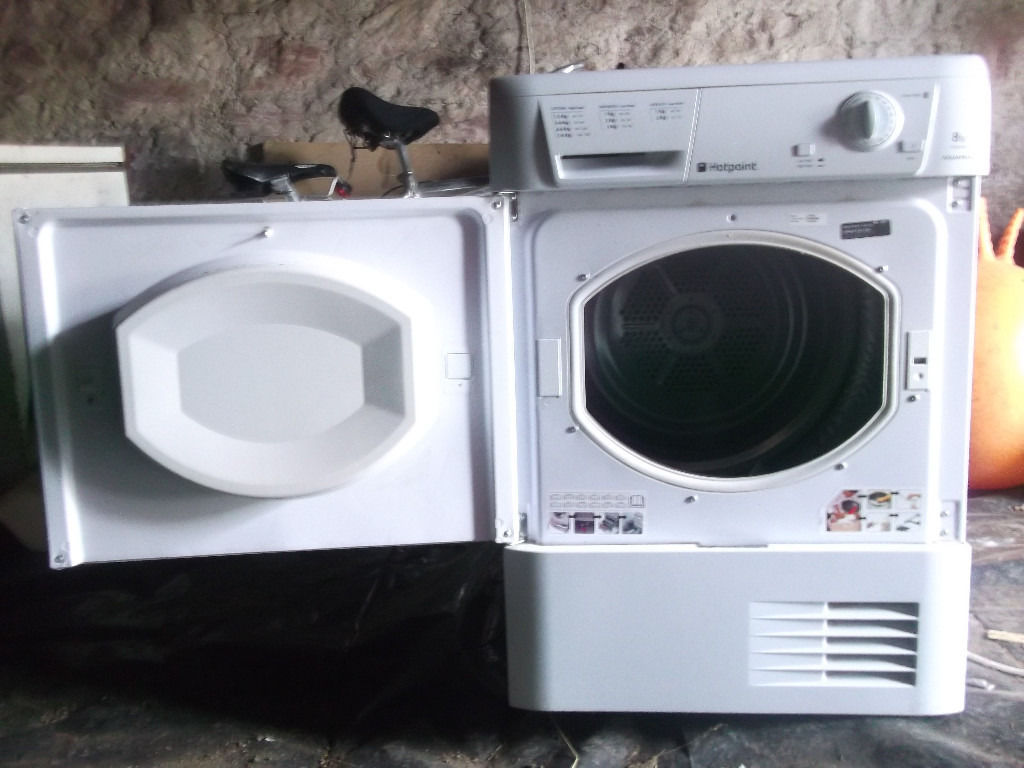 Like new Hotpoint Aquarius Condenser Tumble Dryer
