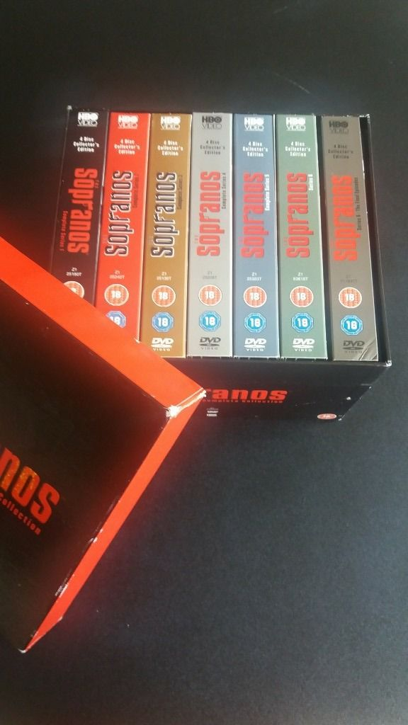 SOPRANOS The Complete Collection