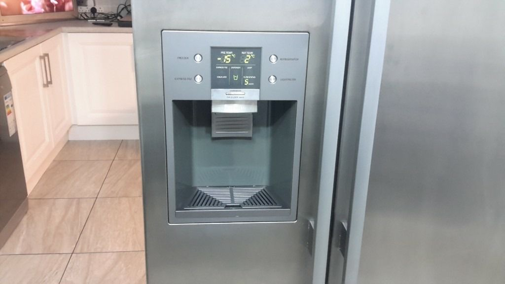 for sale fridge freezer l g
