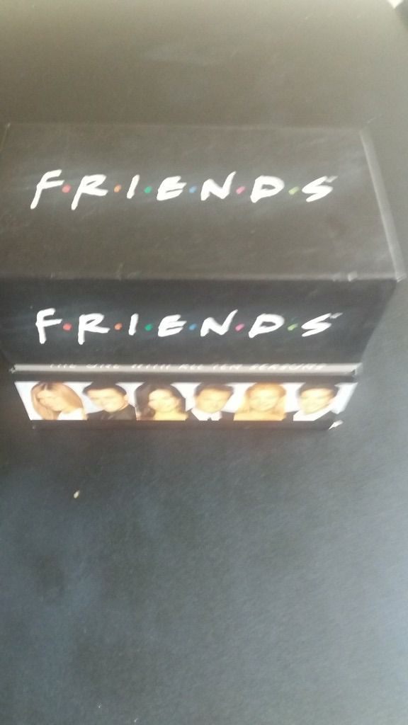 FRIENDS The complete colecttion