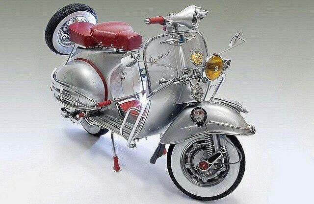 Vespa project wanted