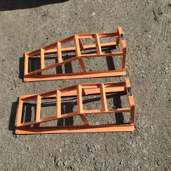 2 tonne car ramps halford