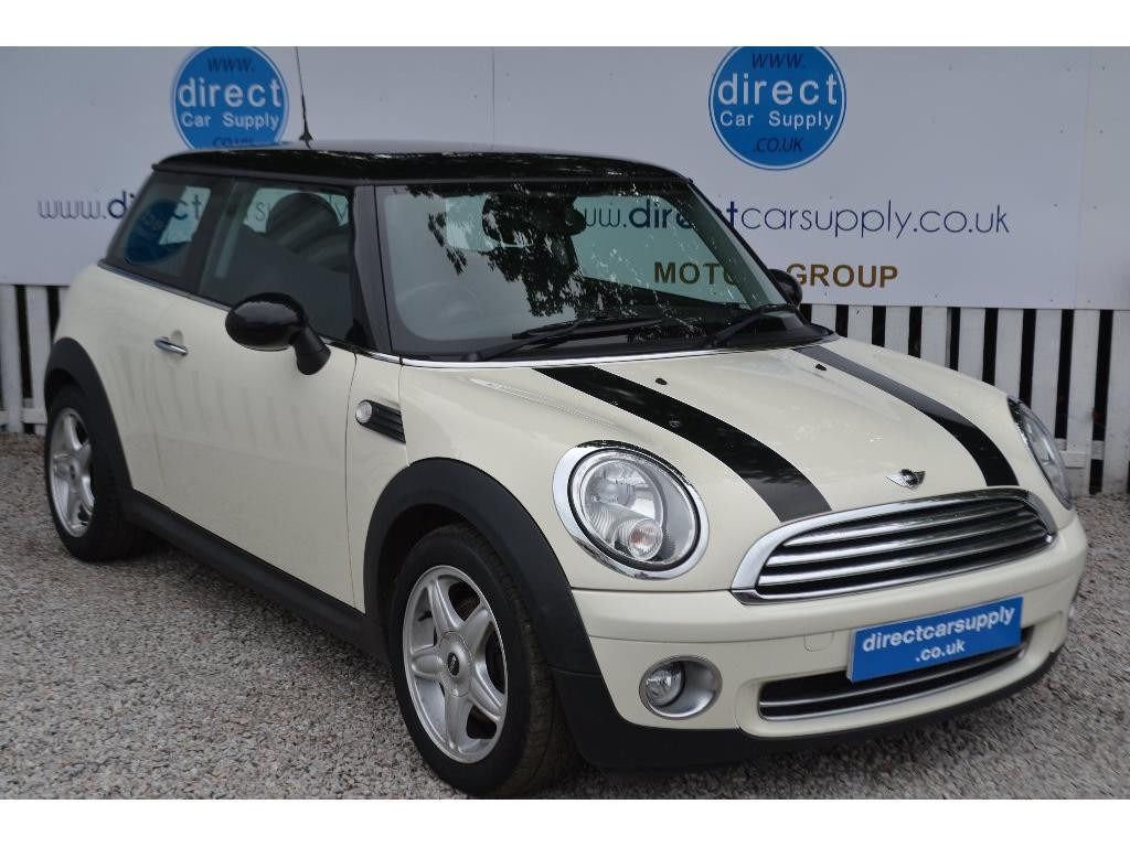 MINI HATCHBACK Can't get car finance? Bad credit, unemployed? We can help!