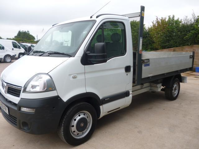 Vauxhall Movano Tipper Standard Cab Diesel