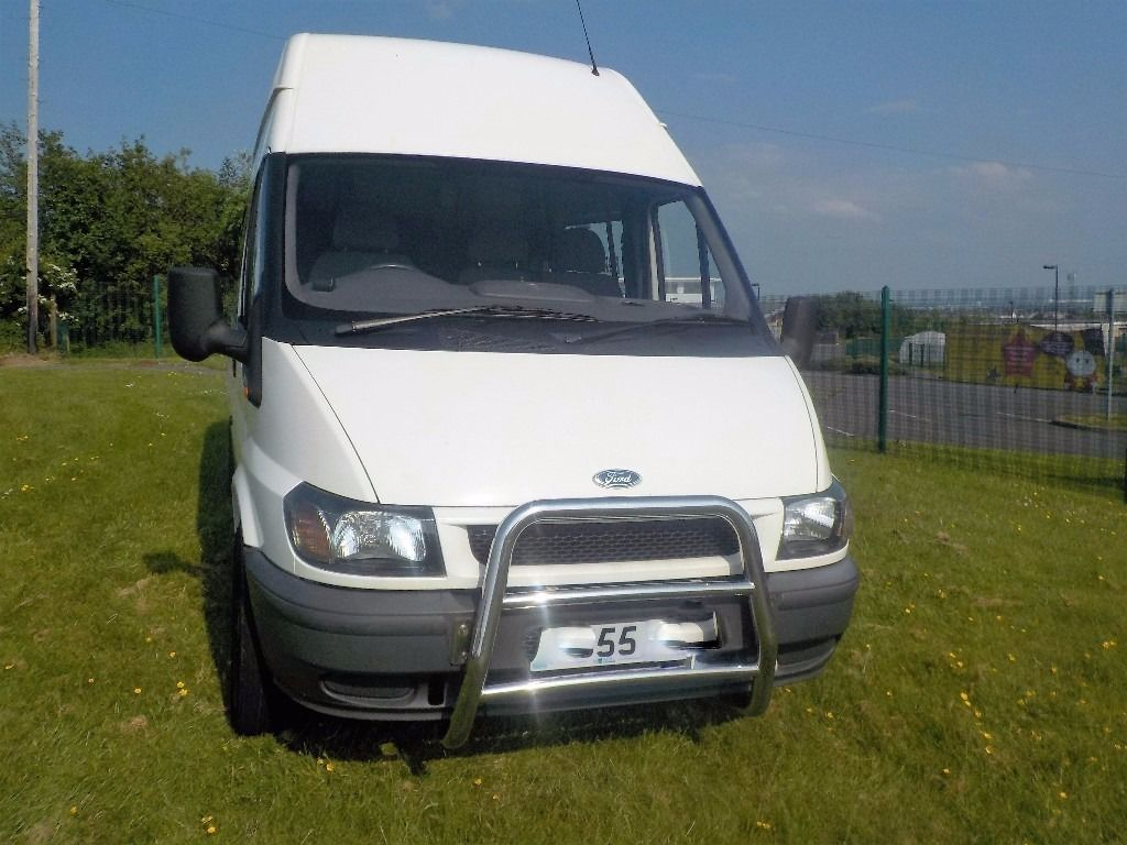 Ford Transit Day Van - LWB (55 plate) - PART EX / SWAP