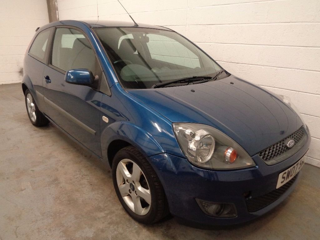 FORD FIESTA , 2007 REG , ONLY 47000 MILES + FULL HISTORY , YEARS MOT , FINANCE AVAILABLE , WARRANTY