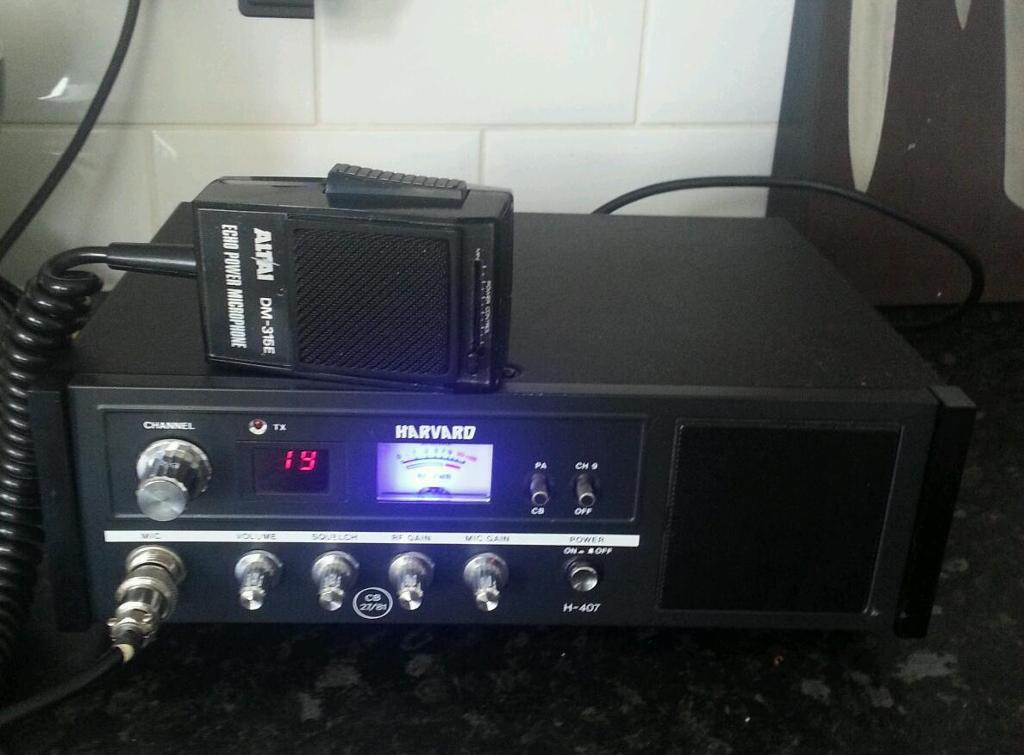 Harvard homebase cb radio
