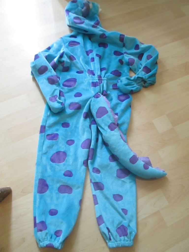 SULLY DRESS UP COSTUME