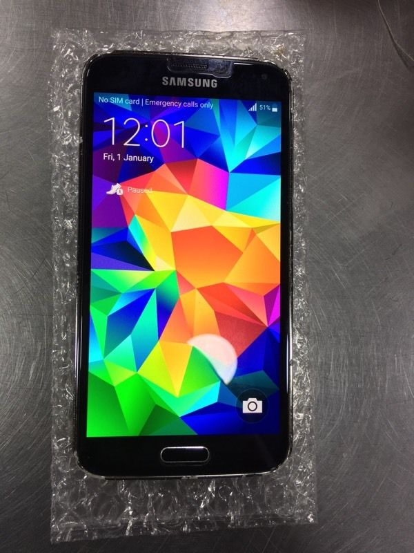 Samsung s5 unlocked can deliver