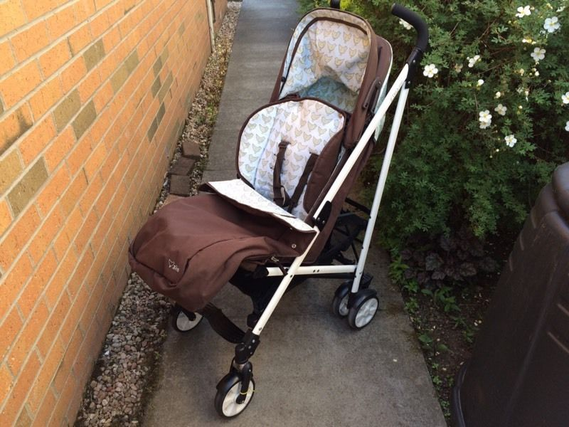 Mamas and Papas Ziko pushchair