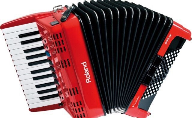 Accordion lessons WANTED