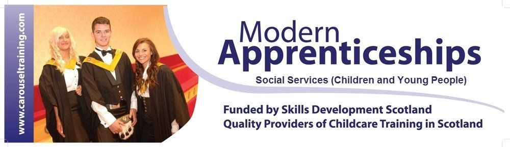 CHILD CARE MODERN APPRENTICESHIP