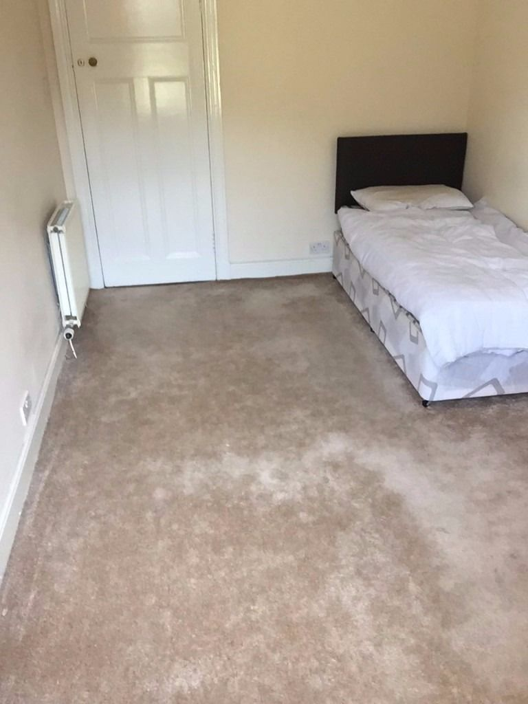 Affordable room available in a large house