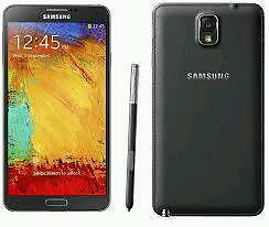 Galaxy note 3 32gb black