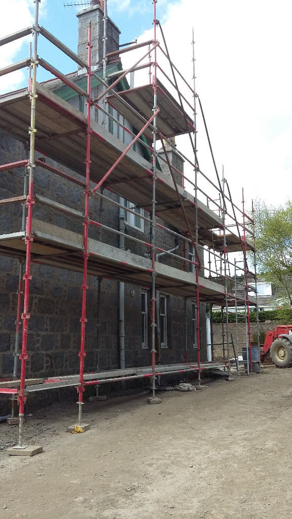 Phoenix Scaffolding - North East Scotland Scaffolding Services