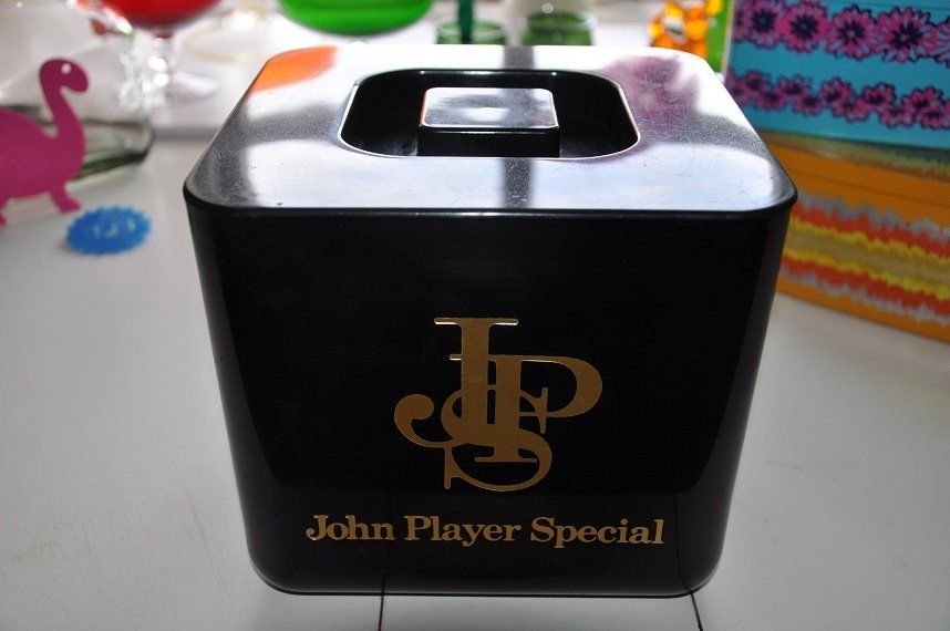 John Player Special collectable ice bucket