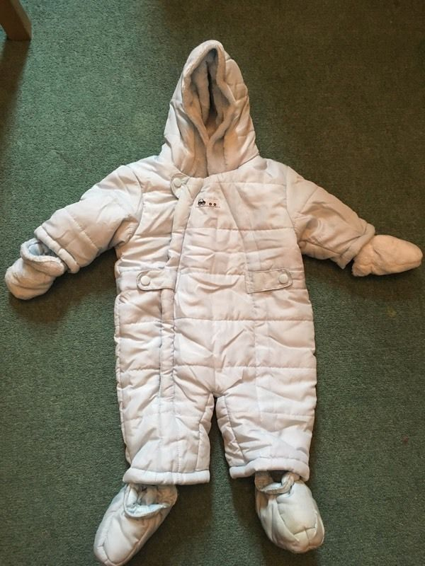 Boy Snow Suit Size 0-3 month from Mother care.