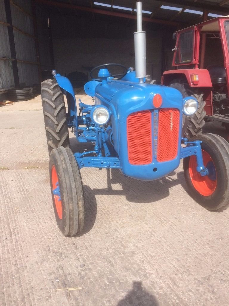 For Sale Vintage Tractor