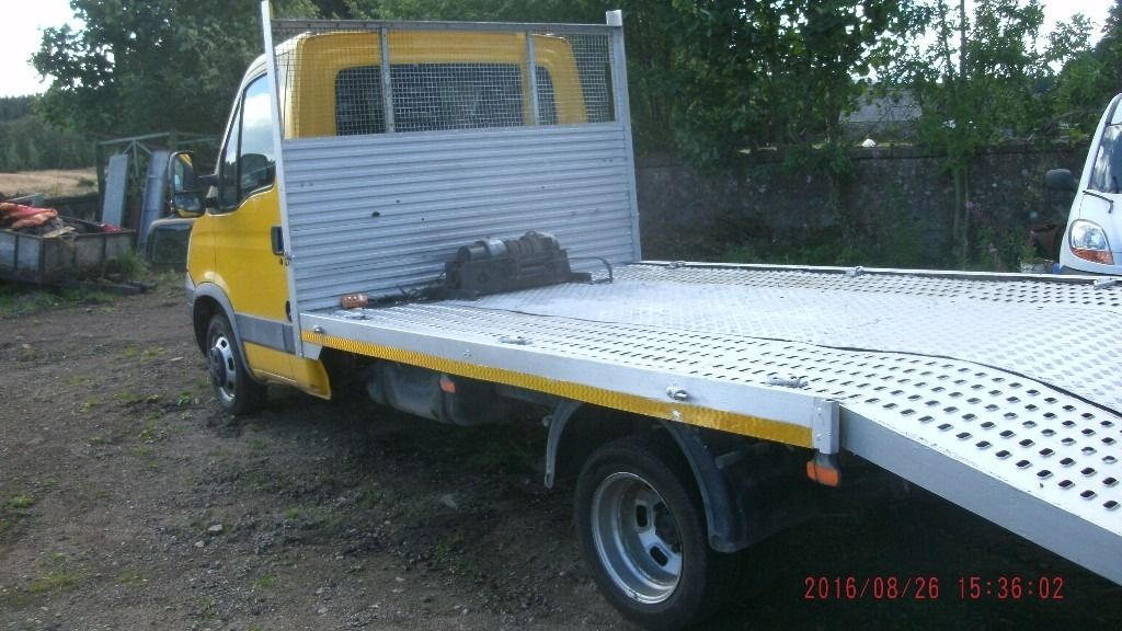 Iveco recovery truck 2008