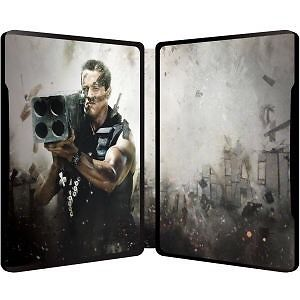 Commando: Directors Cut Bluray Steelbook
