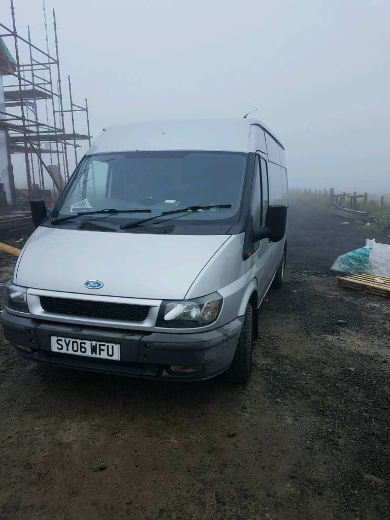 Mk6 transit will swap for a 4x4