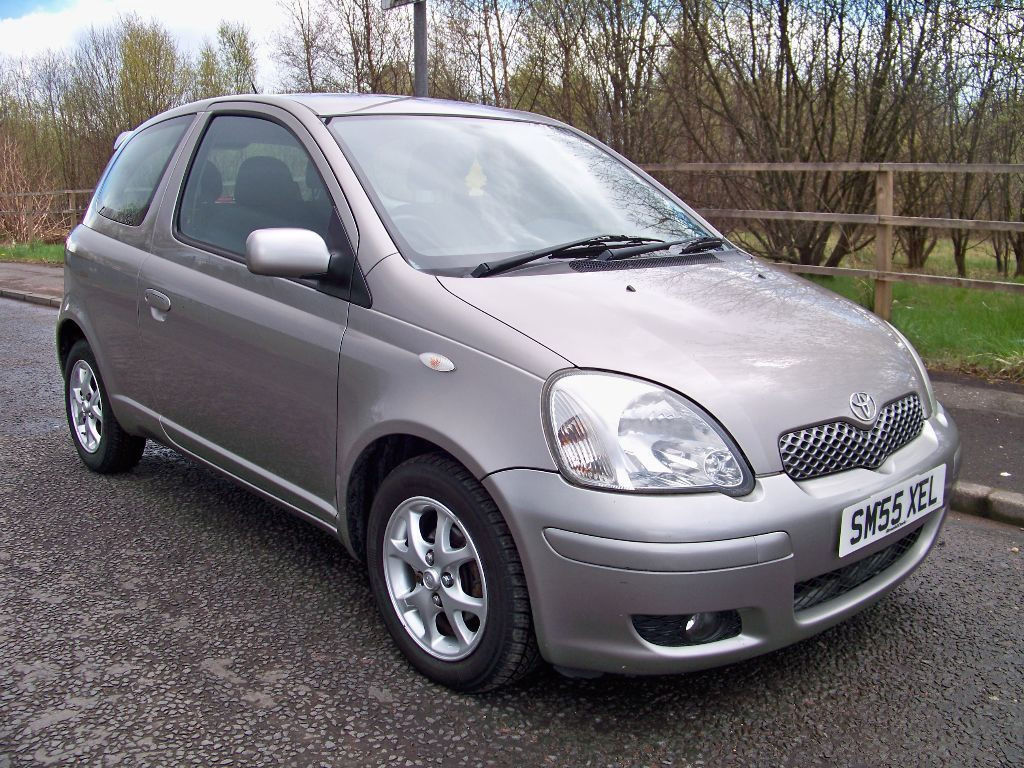 2005 (55) Toyota Yaris 1.3 VVTi Colour Collection