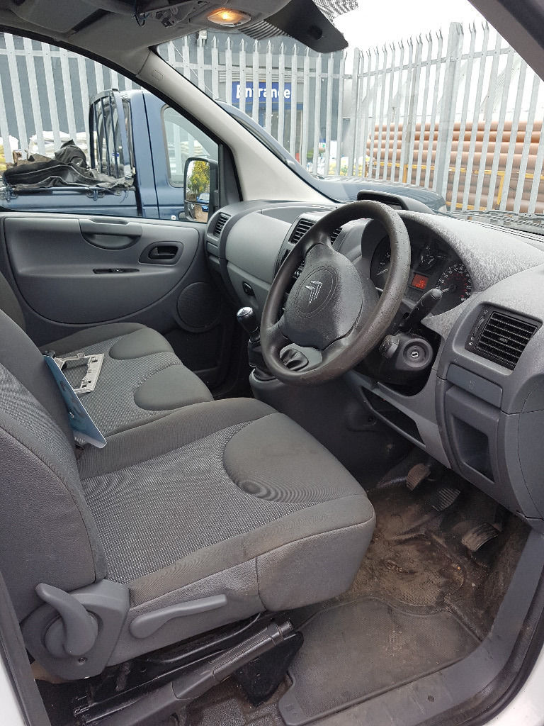 Citroen Dispatch 1200 HDi 90 LWB
