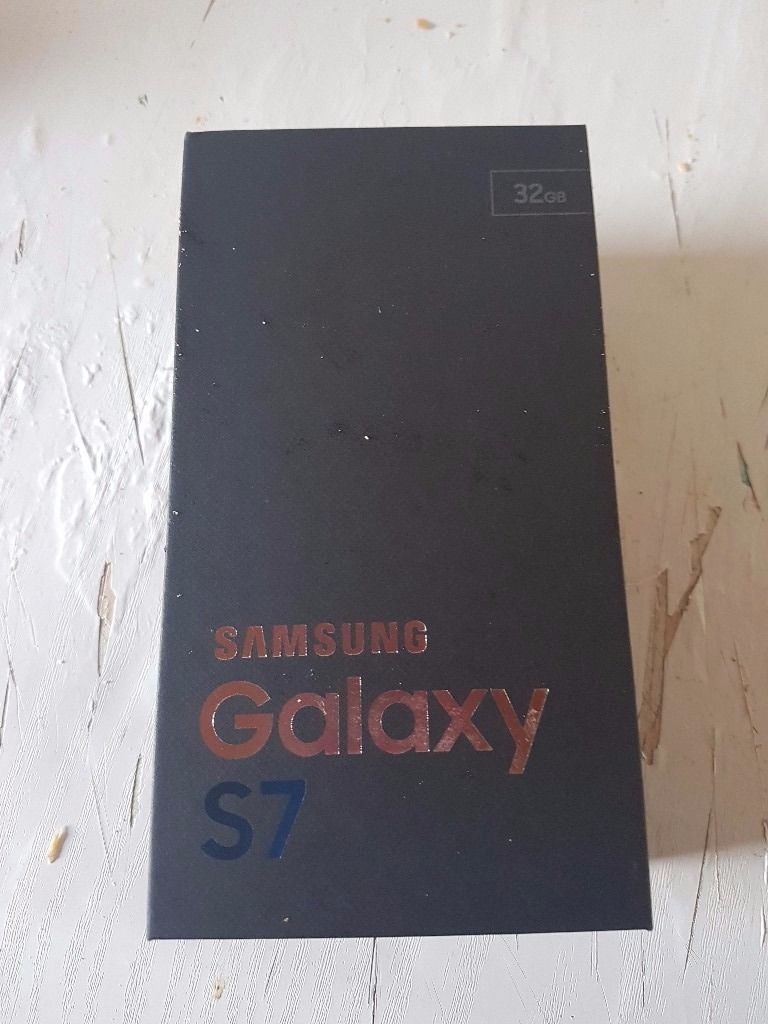Samsung galaxy s7 brand new network ee