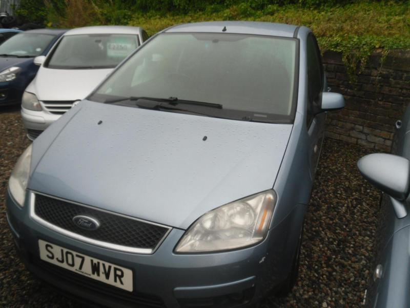 2007 FORD FOCUS C MAX 1.6 Zetec CHOICE OF TWO C MAX. IN STOCK