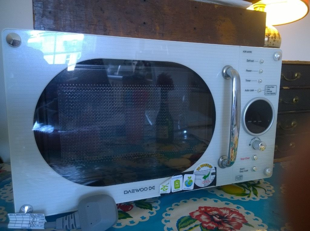 Daewood compact small microwave great condition