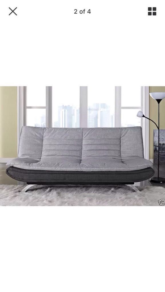 Brand New Fabric Sofa Bed in Box
