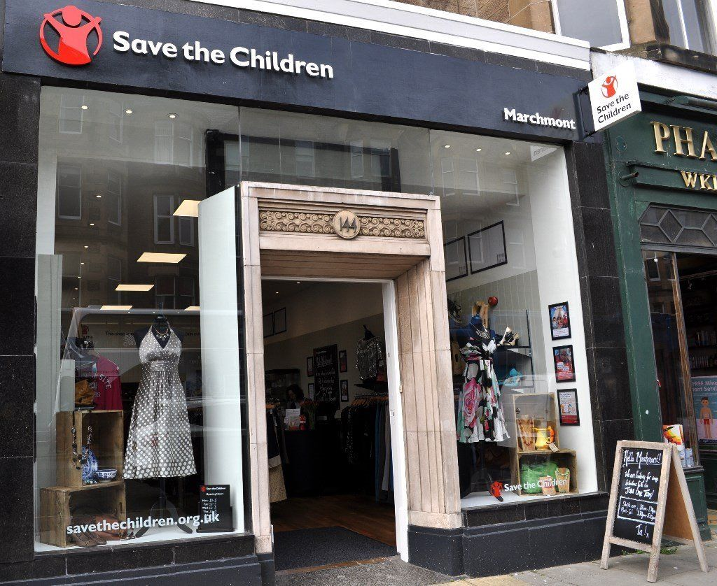 Marchmont Road - Save the Children SHop - Join Our Team!