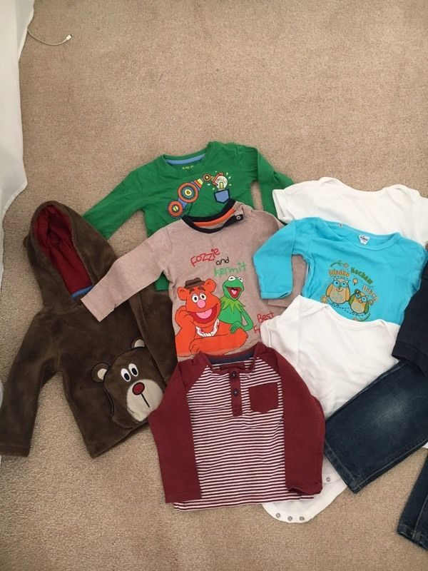 Boys bundle 12-18