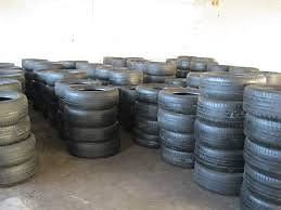 "17"" BRANDED PARTWORN TYRES AVAILABLE"