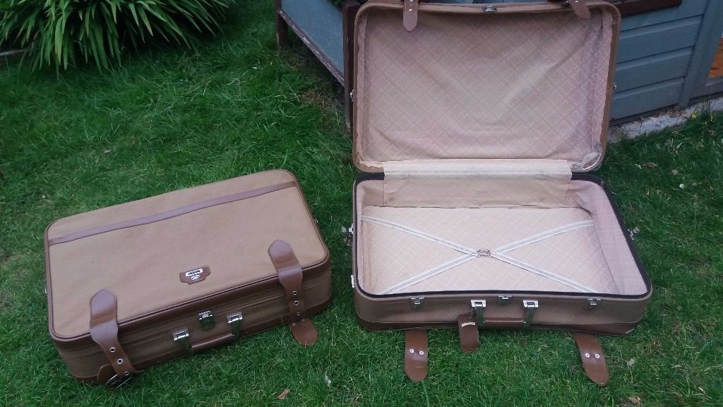 Suitcases. Antler of Pall Mall